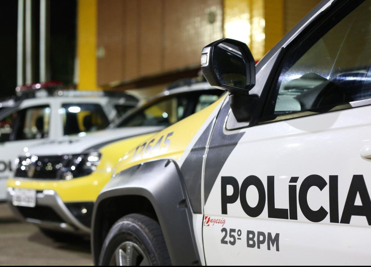 Homem é preso com motocicleta adulterada em Umuarama
